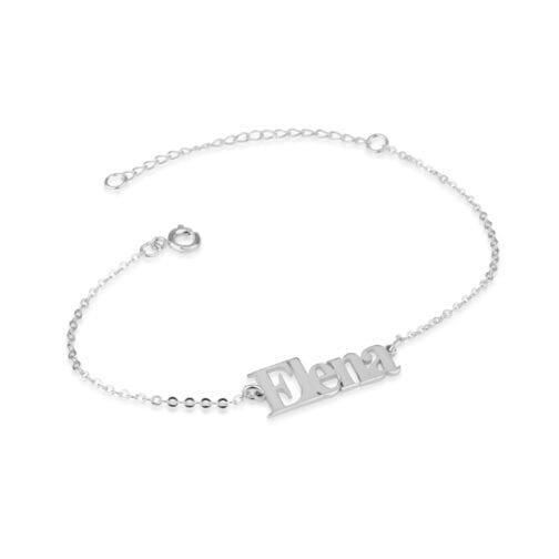Custom Name Bracelet - Beleco Jewelry