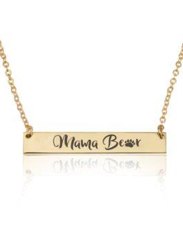 שרשרת Mama Bear – מתנה לאמא