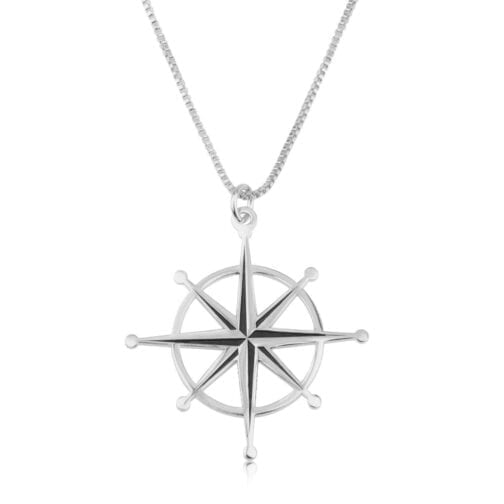 North Star Necklace - Beleco Jewelry