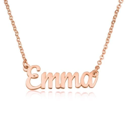 Personalized Name Necklace - Beleco Jewelry